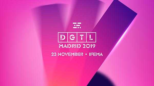 DGTL anuncia el line up completo para su segunda edición en Madrid