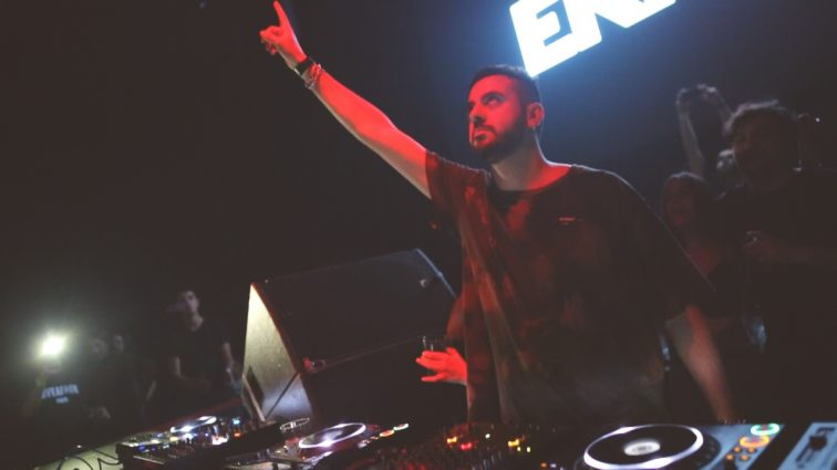 Crónica: Showcase Drumcode Ekho Club 27.09.19