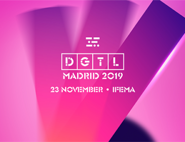 DGTL Madrid confirma los horarios oficiales para el 23 de noviembre