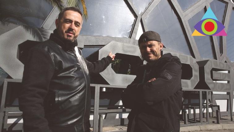 #CápsulaLV HD: 💊🎥 CAPSULA LV: CODE 16 aniversario con Nuke y Cesar Almena.