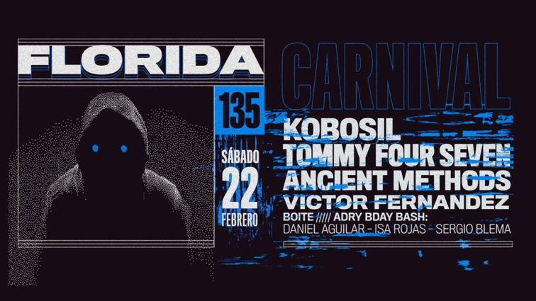 Florida 135 celebra su particular CARNAVAL 22.02.20