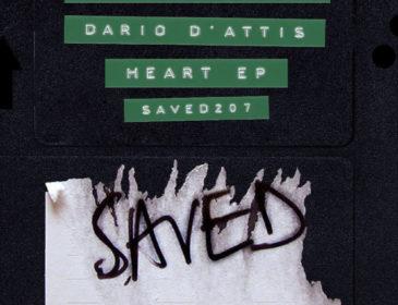 Chus & Ceballos + Dario D'Attis – Heart EP