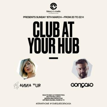 "Ibiza Global Radio te hará bailar esta cuarentena con ""CLUB AT YOUR HUB"""