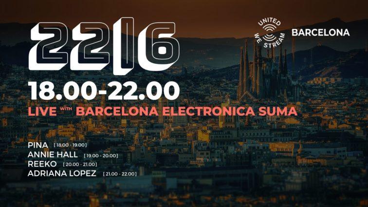Llega «United We Stream Barcelona», una plataforma para salvaguardar la escena de clubs de la ciudad.