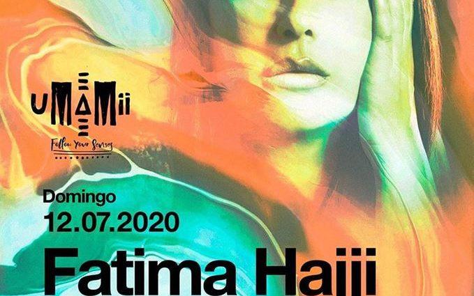 ¡VUELVE UMAMII!   La cita electrónica, que une experiencias sensoriales con música, llega a Granada este domingo