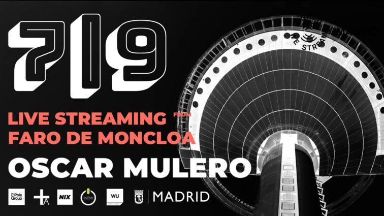 El Ayuntamiento de Madrid y UWSM anuncian a Oscar Mulero desde el Faro de Moncloa .