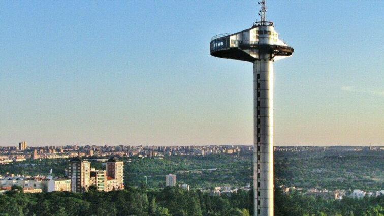 El Ayuntamiento de Madrid y UWSM anuncian a Oscar Mulero desde el Faro de Moncloa 07.09.20