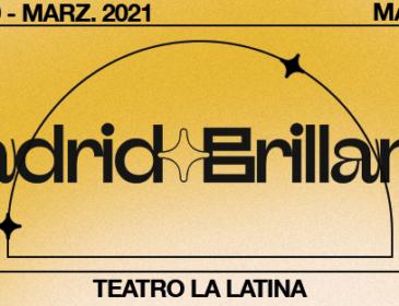 Oscar Mulero Monochrome AV en el festival Brillante en Madrid el próximo 21 de marzo.