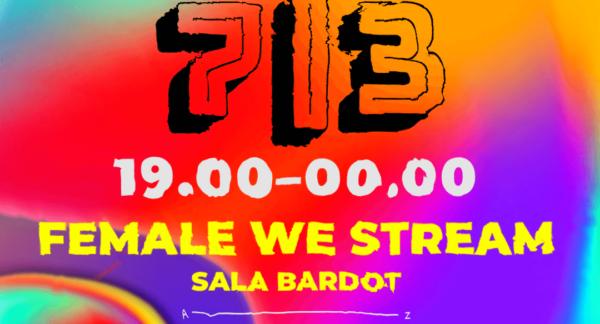United We Stream Madrid anuncia una edición especial para el 8M