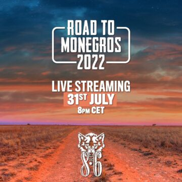 Road to Monegros 2022 Live Streaming 31 Julio