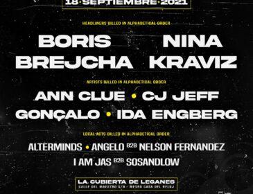 Dreambeach Festival visita Madrid por un día el 18 septiembre.